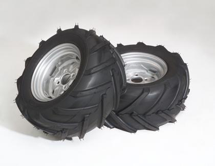 Chevron tyres