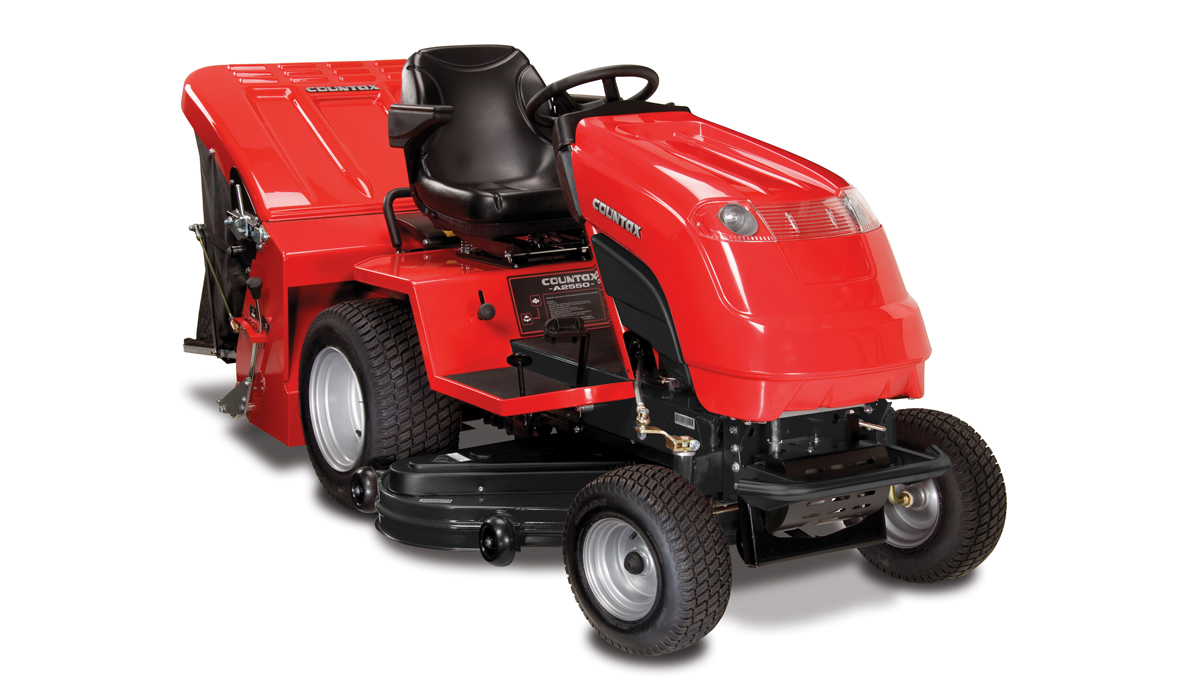 Countax A Series A25-50HE garden tractor ride-on riding mower