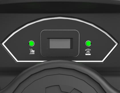 Dashboard display (C40)