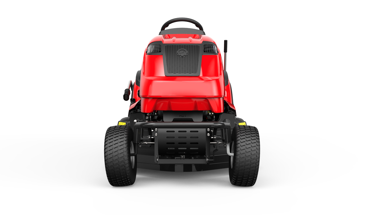 Countax C Series C60 garden tractor ride-on mower front view
