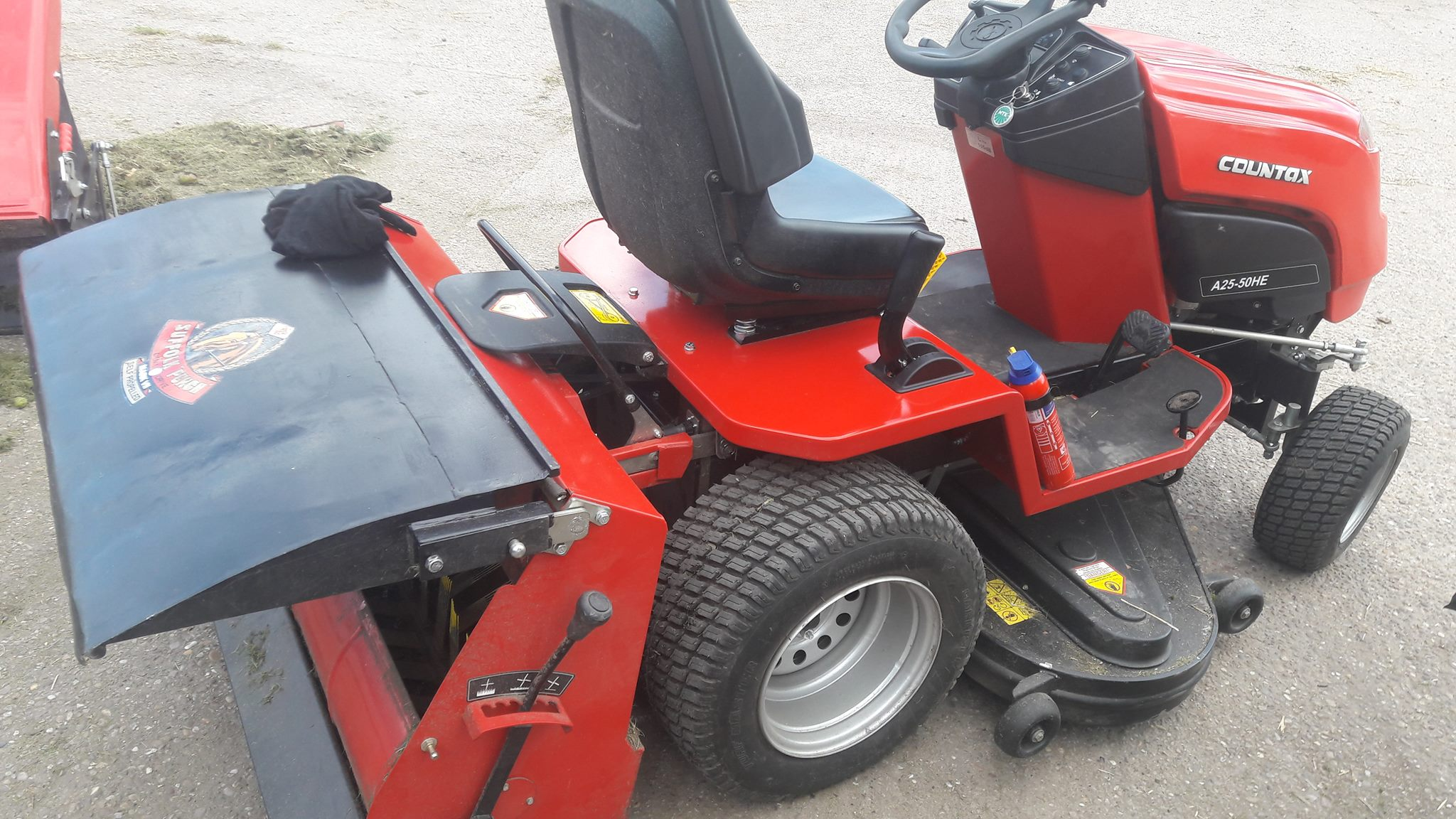 Countax garden tractor