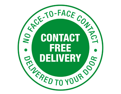 Countax contact-free delivery