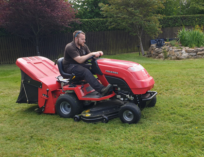 Countax lawn garden tractor mower owners gallery