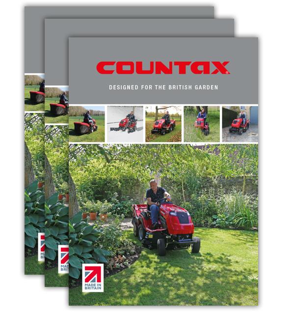 Request a Countax brochure